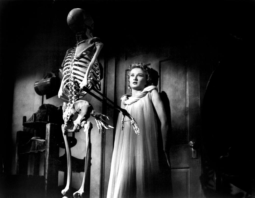 HOUSE ON HAUNTED HILL, Carol Ohmart, 1959