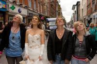 HAPPY EVER AFTERS, from left: Linda Gough, Jade Yourell, Ger Ryan, Elaine Murphy, 2009. ©Buena Vista International
