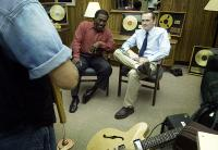 GREAT WORLD OF SOUND, Kene Holliday (center), Pat Healy (right), 2006