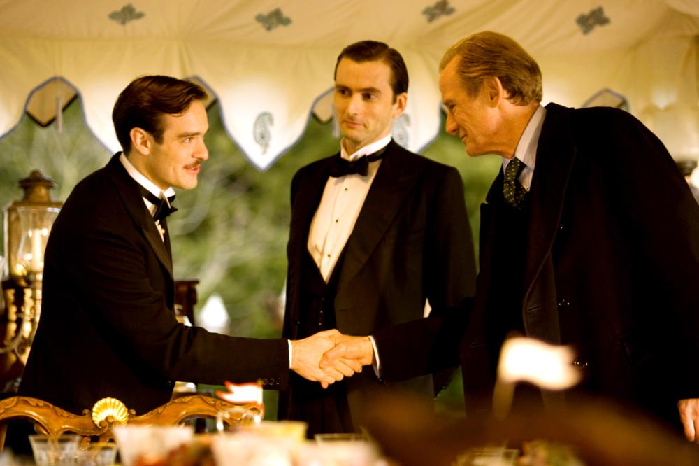 GLORIOUS 39, David Tennant (center), Bill Nighy (right), 2009. ©Momentum Pictures
