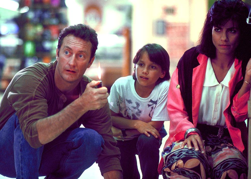 F/X 2, Bryan Brown, Dominic Zamprogna, Rachel Ticotin, 1991, (c) Orion