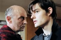 FRANKLYN, from left: James Faulkner, Sam Riley, 2009. ©Contender