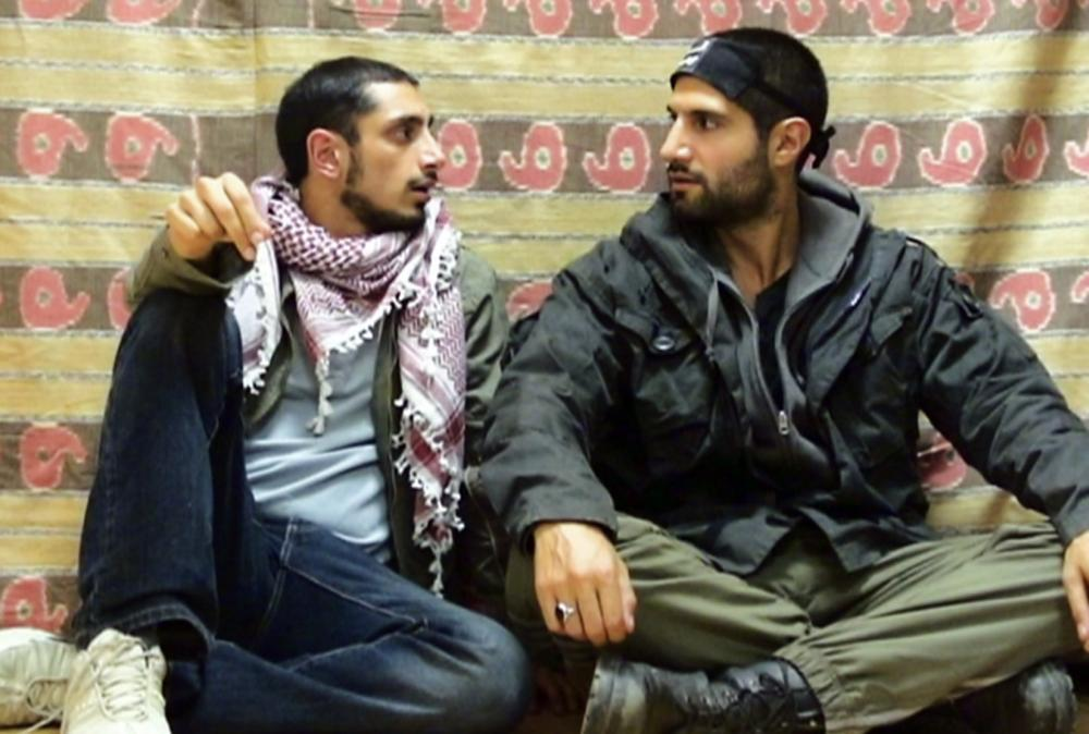 FOUR LIONS, Riz Ahmed (left), 2010. ©Midget Entertainment