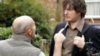A FILM WITH ME IN IT, from left: Keith Allen, Dylan Moran, 2008. ©Maximum Film Distribution