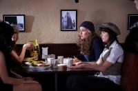 FINDING BLISS, Mircea Monroe (back left), Leelee Sobieski (back right), Donnamarie Recco (right), 2009. ©Phase 4 Films