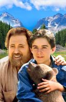 ESCAPE TO GRIZZLY MOUNTAIN, Dan Haggerty, Miko Hughes, 2000, ©MGM