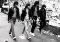 END OF THE CENTURY, Dee Dee Ramone, Johnny Ramone, Joey Ramone, Marky Ramone, 2003, (c) Magnolia