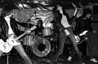 END OF THE CENTURY, Johnny Ramone, Thomas Erdelyi, Joey Ramone, Dee Dee Ramone, 2003, (c) Magnolia