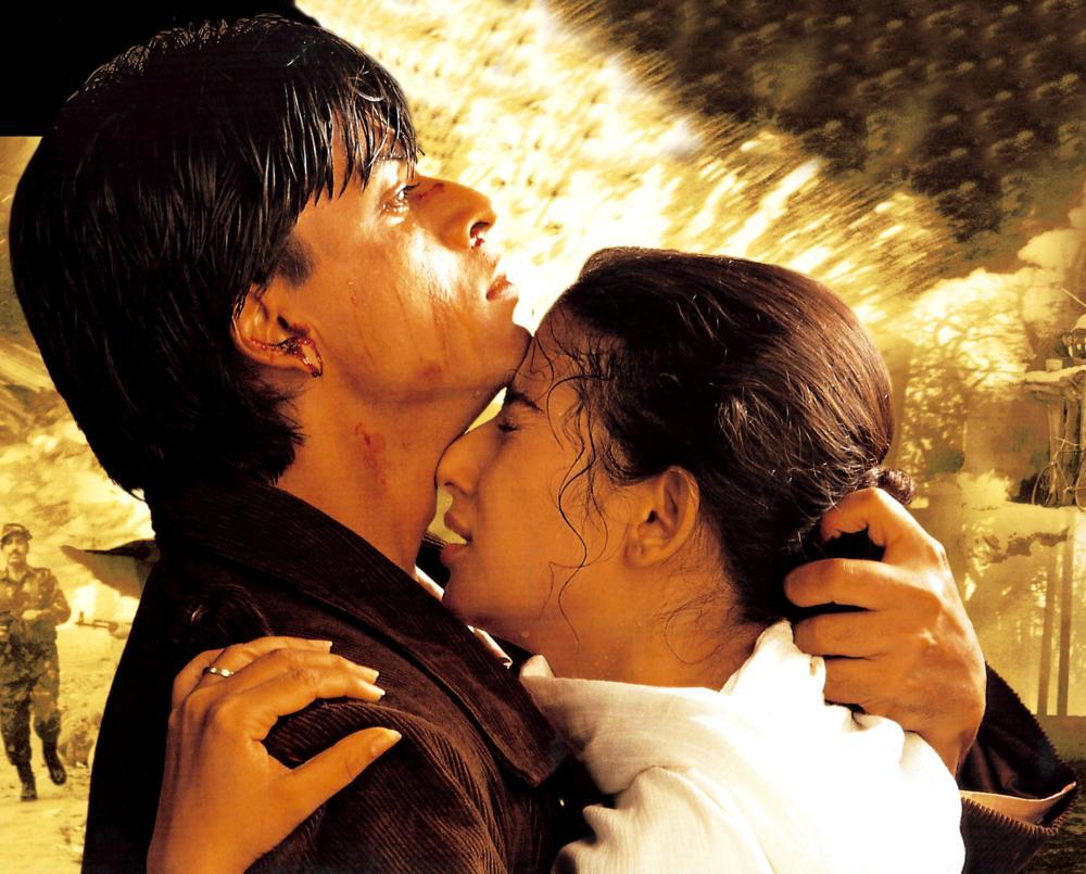 DIL SE, Shahrukh Khan, Manisha Koirala, 1998