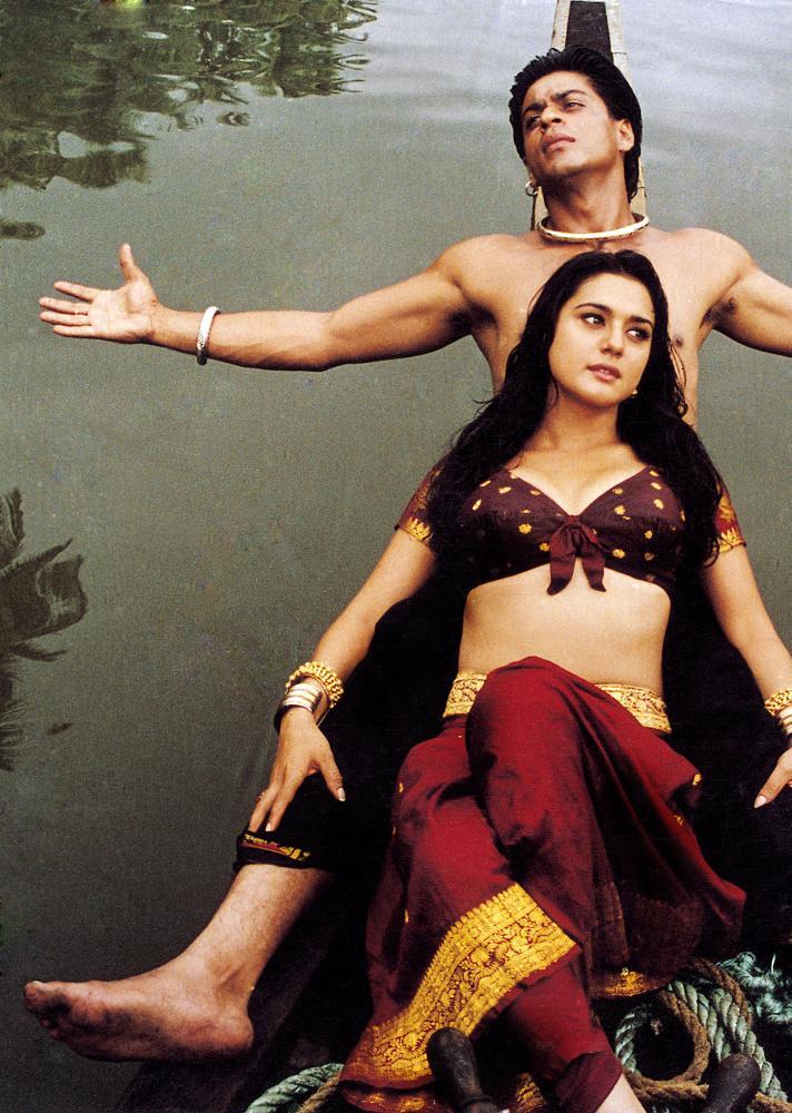DIL SE, Shahrukh Khan, Preity Zinta, 1998