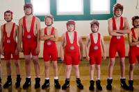 DIARY OF A WIMPY KID, Robert Capron (center), Zachary Gordon (third from right), 2010, ph: Rob McEwan/TM & Copyright ©20th Century Fox Film Corp. All rights reserved.