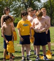 DIARY OF A WIMPY KID, front, from left: Karan Brar, Zachary Gordon, Robert Capron, 2010, ph: Rob McEwan/TM & Copyright ©20th Century Fox Film Corp. All rights reserved.