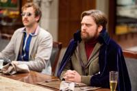 DINNER FOR SCHMUCKS, from left: Chris O'Dowd, Zach Galifianakis, 2010. Ph: Merie Weismiller Wallace/©Paramount