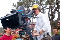 DINNER FOR SCHMUCKS, director Jay Roach, on set, 2010. Ph: Merie Weismiller Wallace/©Paramount
