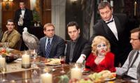 DINNER FOR SCHMUCKS, Patrick Fischler, Steve Carell, Paul Rudd, Jeff Dunham, 2010. Ph: Merie Weismiller Wallace/©Paramount