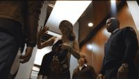 DEVIL, l-r: Logan Marshall-Green, Bojana Novakovic, Jenny O'Hara, Bokeem Woodbine, 2010, ph: Kerry Hayes/©Universal Pictures