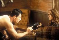 CROSSCUT, Costas Mandylor, Megan Gallagher, 1996. ©A-Pix Entertainment