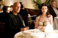 COP OUT, from left: Bruce Willis, Michelle Trachtenberg, 2010. ph: Abbot Genser/©Warner Bros. Pictures