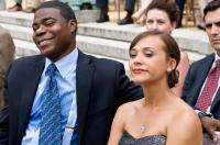 COP OUT, from left: Tracy Morgan, Rashida Jones, 2010. ph: Abbot Genser/©Warner Bros. Pictures