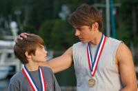 CHARLIE ST. CLOUD, l-r: Charlie Tahan, Zac Efron, 2010, ph: Diyah Pera/©Universal Pictures