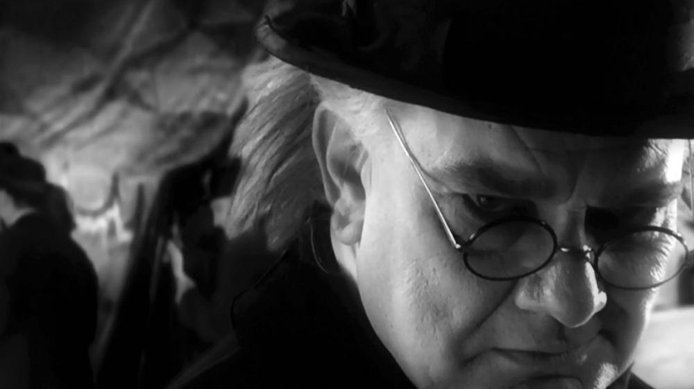 THE CABINET OF DR. CALIGARI, Daamen J. Krall as Dr. Caligari, 2005. ©Image Entertainment