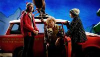 BUNNY AND THE BULL, from left: Edward Hogg, Simon Farnaby, Veronica Echegui, 2009. ©Optimum Releasing