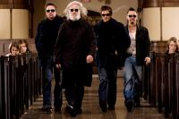 THE BOONDOCK SAINTS II: ALL SAINTS DAY, from left: Sean Patrick Flanery, Billy Connolly, Norman Reedus, Clifton Collins Jr., 2009. ©Apparition/Courtey