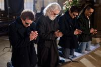 THE BOONDOCK SAINTS II: ALL SAINTS DAY, from left: Sean Patrick Flanery, Billy Connolly, Norman Reedus, Clifton Collins Jr., 2009. ©Apparition
