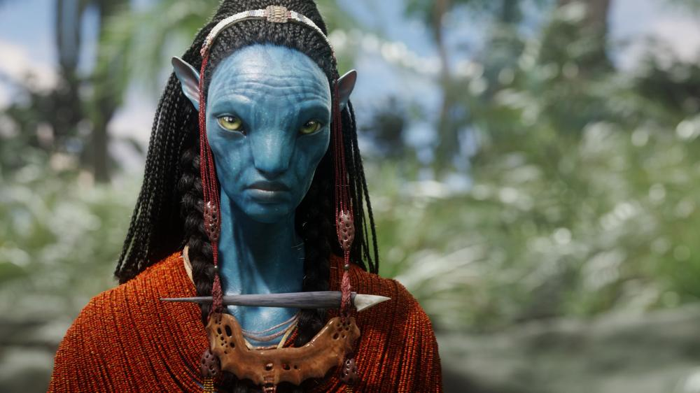 AVATAR, CCH Pounder, 2009, TM & Copyright ©20th Century Fox. All rights reserved
