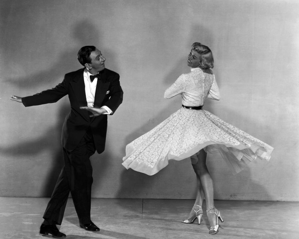 APRIL IN PARIS, Ray Bolger, Doris Day, 1952