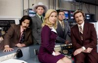 ANCHORMAN: THE LEGEND OF RON BURGUNDY, Paul Rudd, David Koechner, Christina Applegate, Steve Carell, Will Ferrell, 2004, (c) DreamWorks