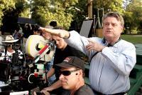AMERICAN PIE: BAND CAMP, Director Steve Rash, (far right), on set, 2005, ©Universal