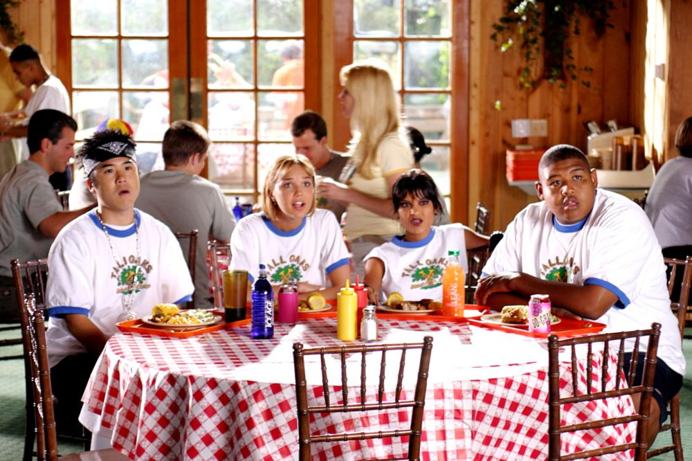 AMERICAN PIE: BAND CAMP, Jun Hee Lee, Arielle Kebbel, Chrystle Lightning, Omar Benson Miller, 2005, ©Universal