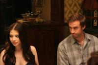 AGAINST THE CURRENT, from left: Michelle Trachtenberg, Joseph Fiennes, 2009. ©Fortissimo Films