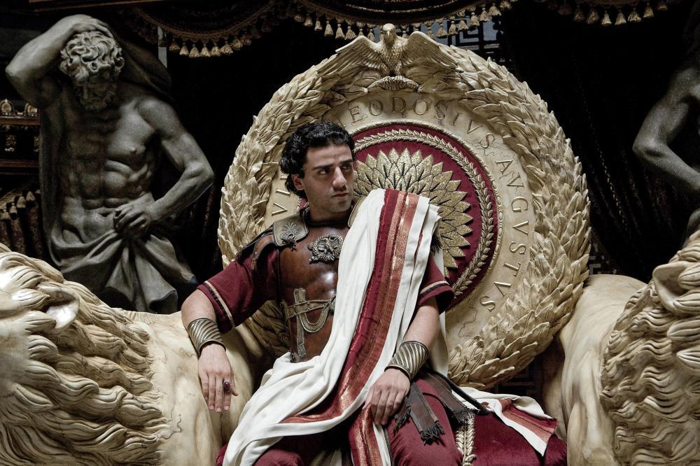 AGORA, Oscar Isaac, 2009. Ph: Teresa Isasi/©Newmarket Films