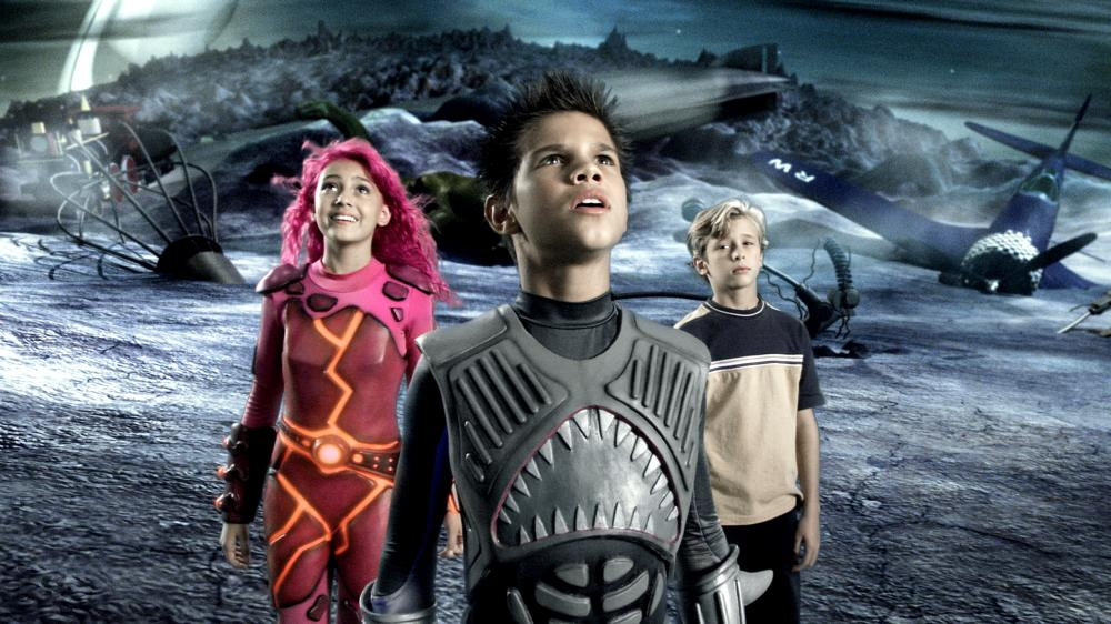 Cineplex.com  The Adventures of Sharkboy and Lavagirl in 3-D