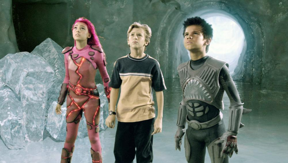 The Adventures of Sharkboy and Lavagirl 3-D Blu-ray
