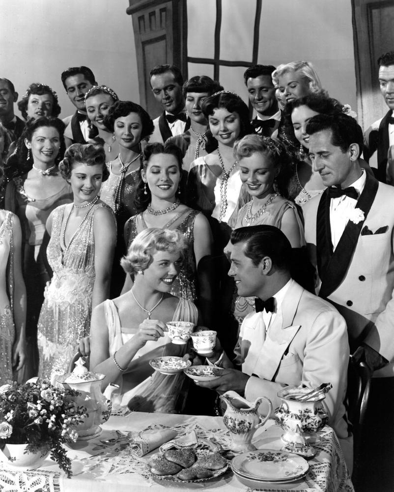 TEA FOR TWO, Doris Day, Gordon MacRae, 1950