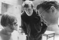 THE OUTSIDER, Bosco Hogan, David Collings, Ray McAnally, 1980, (c) Paramount