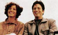 WISHFUL THINKING, from left: Jennifer Beals, Jon Stewart, 1997, © Miramax
