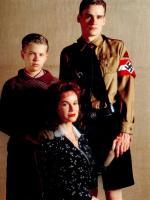 SWING KIDS, from left: David Tom, Barbara Hershey, Robert Sean Leonard, 1993, © Buena Vista
