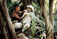 CROCODILE DUNDEE II, Paul Hogan, Carlos Carrasco, 1988, (c) Paramount