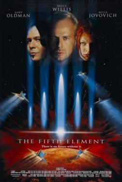 The Fifth Element - Presented at The Great Digital Film Festival