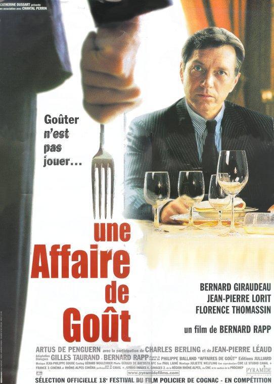 A matter of taste movie