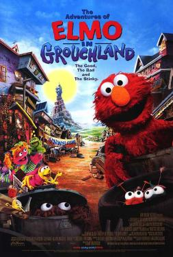The Adventures of Elmo In Grouchland - A Family Favourites Presentation