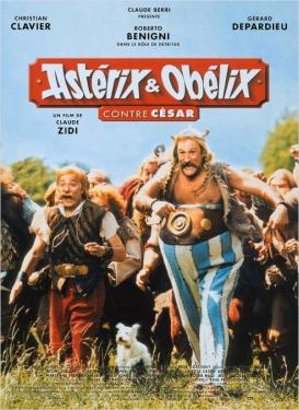 Asterix and Obelix vs. Caesar