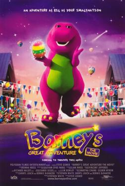 Barney's Great Adventure - A Family Favourites Presentation