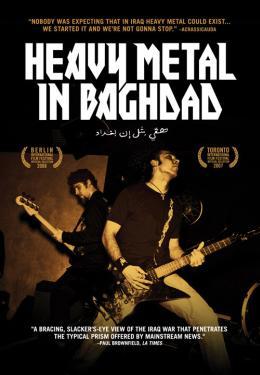 Heavy Metal in Baghdad