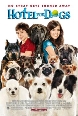 Hotel For Dogs - A Family Favourites Presentation