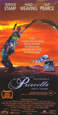 The Adventures of Priscilla, Queen of the Desert - The Event Screen